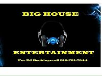 Big House Entertainment DJ Services