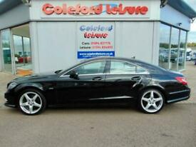 image for Mercedes-Benz CLS Class CLS 350 CDI BlueEFFICIENCY Sport 4dr Tip Auto 2011/61