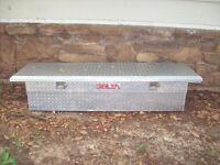 Delta Diamond Plated Cargo Box