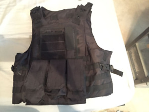 Airsoft Chest Rig/Plate Carrier