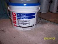CGC Drywall Compound – Compose pour cloison sèche. 20kg