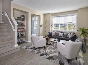 Quick Possession LUXURY Town Home - NO CONDO FEES