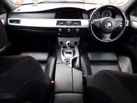 2009 09 BMW 5 SERIES 3.0 525D M SPORT 4D AUTO 195 BHP DIESEL