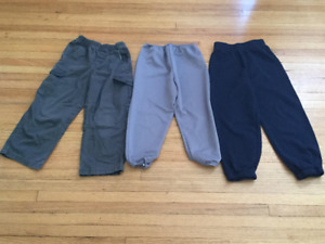 Boys Pants ( 6 & 6X )      -  Moving Must Go