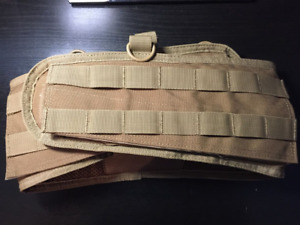 Airsoft Tactical Belt and 2 Magazine Pouches