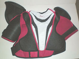 Selection of 6 Pair of Ice Hockey Shoulder Pads London Ontario image 6