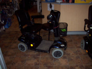SCOOTER 4 WHEEL