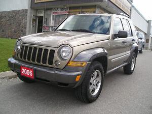 2006 Jeep Liberty 4X4 SPORT