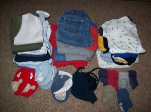 Boys Lot Of Clothes Newborn To 18 Months