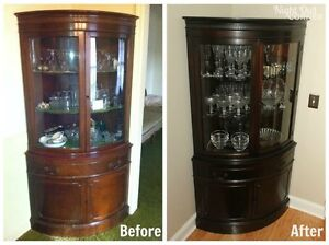 For all you Cabinet Refinishing  no down payment till job done St. John's Newfoundland image 2