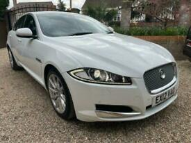 image for Jaguar XF 2.2 TD Premium Luxury 4dr Saloon Diesel Automatic