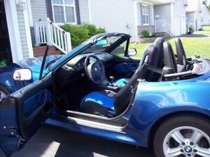 2000 z3 bmw convertable for sale