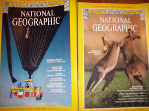 documents anciens  national geographie