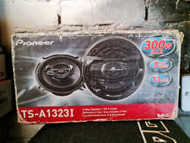 BRAND NEW PIONEER TS-A1323I SPEAKERS