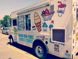 WINTER EXCLUSIVE: Ice Cream Truck Business