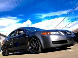 Acura tl 2004 Dinamic package