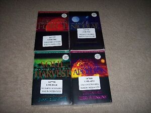 ☆★LEFT BEHIND TIM LAHAYE JERRY JENKINS NEW SEALED LOT BOOKS 2-5☆★