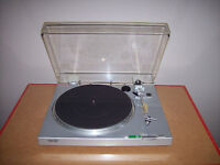 SONY PS-LX4 DIRECT DRIVE TURNTABLE