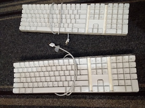 Apple Mac A1048 Keyboard x2