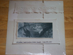 "Rare 1985 Christian LP: ""No Shadow Of Turning"" – Jeff Johnson"