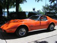 Chevrolet Corvette Type L  1976 Original