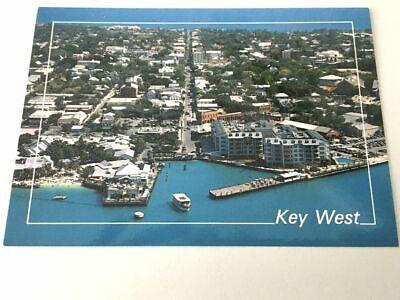 FLORIDA Key West - Duval Street - Pier - PK AK - ungelaufen - 90er Jahre