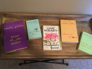 Women's Books (Like New Condition)