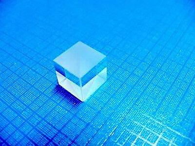 1pcs 10mm Polarization Beam Splitter Cube Pbs 600-1100nm A329 Lw