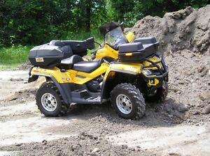 Can-Am Outlander 650 Max XT Bombardier