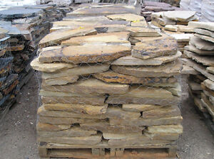 Wanted free flagstone or rocks