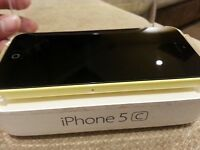 Apple IPhone 5C 32GB Boxed