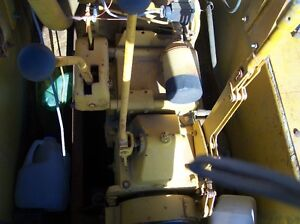 Road Paver packer