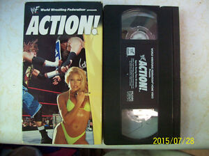 Wrestling VHS For Sale, All $1 Each!! WWE, WWF, WCW, ECW London Ontario image 10