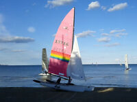 Hobie 18 Catamaran -Motivated to sell