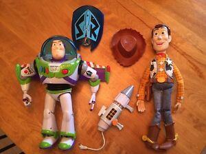 Talking Buzz & Woody Sarnia Sarnia Area image 1