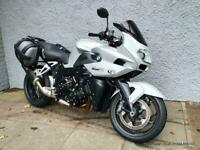 BMW K1200R Sport ABS with panniers FSH