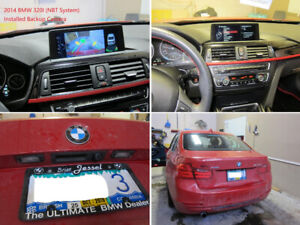 Reverse Camera to Factory Radio for BMW 320I, 328I, 530I, X1, X3