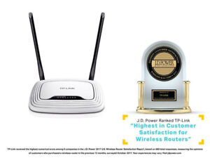 N300 Wifi Router Fast Connectivity $45