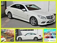 2010 Mercedes-Benz E Class 2.1 E250 CDI BlueEFFICIENCY Sport 2dr