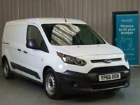 2016 Ford Transit Connect 1.5 230 DCIV 100 BHP L2 5 SEAT CREW CAB Diesel Manual