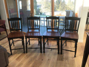 Chairs Counter / Bar Height