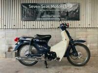 2008 JDM Honda C50 fuel injection electric start