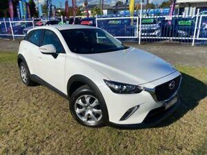 2016 Mazda CX-3 DK Neo (FWD) White 6 Speed Automatic Wagon