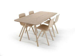 NEW European Solid Ash Dining Table by Jasper Morrison