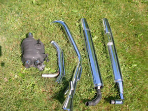 2006 Kawasaki Complete Exhaust System