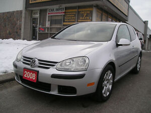 2008 Volkswagen Rabbit 2.5 Hatchback