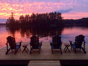 Beautiful Gull Lake Cottage For Rent! Only 2HRS From GTA