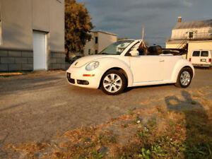 2010 Volkswagen New Beetle Comfortline Coupé (2 portes)