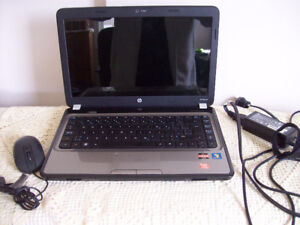 HP LAP TOP COMPUTER PAVILION G SERIES WINDOWS 7 - POWER CORD +