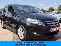 2008 HONDA FR-V EXECUTIVE 1.8 I-VTEC LONG MOT 2 KEYS 5DR 139 BHP